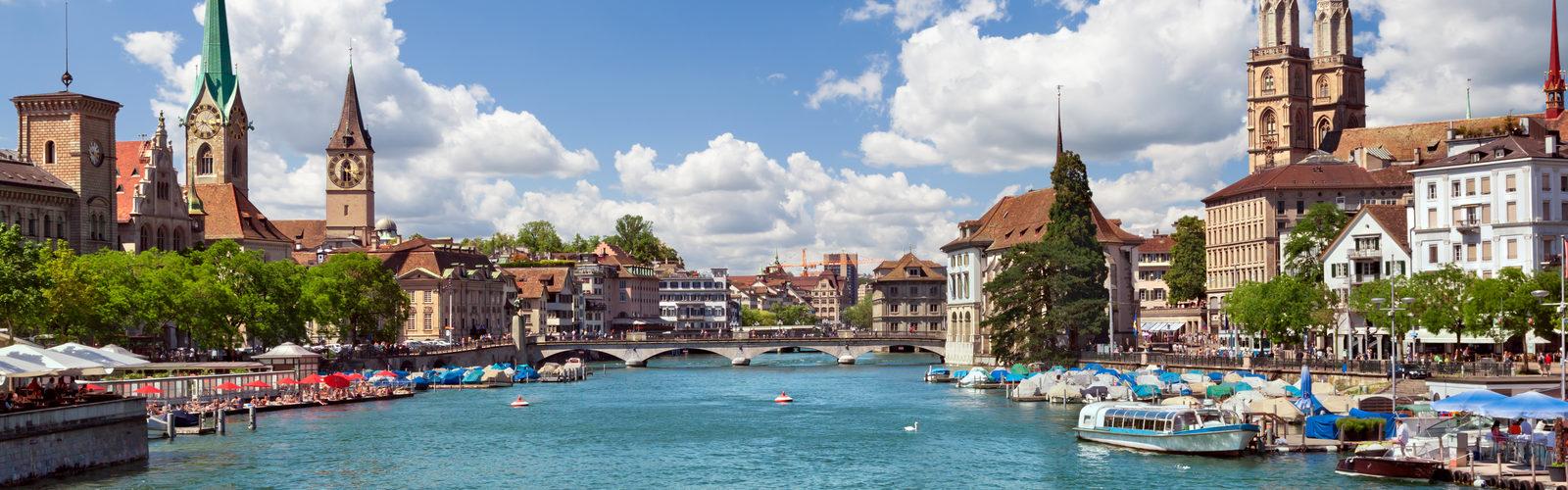 취리히 및 루체른 투어(개인차량을 통한 스위스 관광과 이동) image