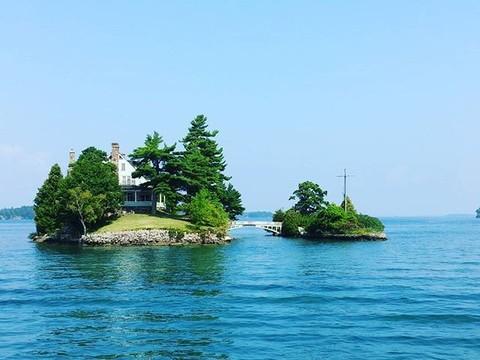 아름다운 캐나다! 토론토 천섬투어