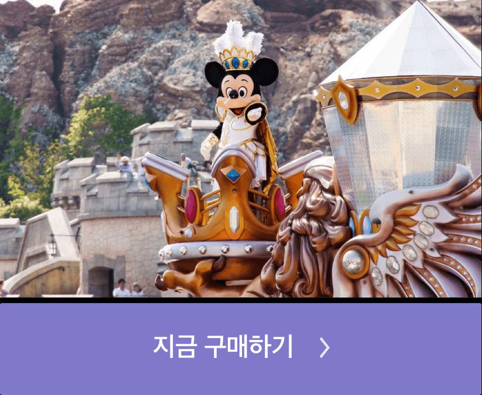 도쿄 디즈니랜드 입장권 바로가기