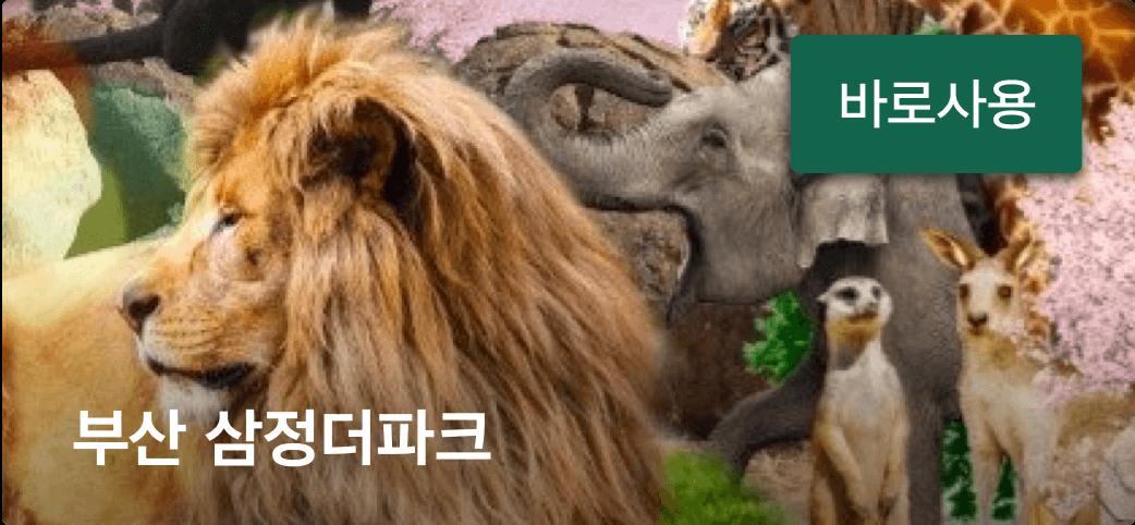 부산 삼정더파크