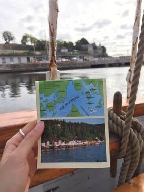 오슬로 피오르드 2시간 보트관광 투어 (영어투어)