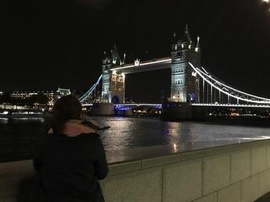#런던1위 #훈남청년과 함께하는 로맨틱 야경투어