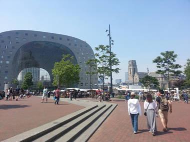 건축전공자와 네덜란드 걷기 : 로테르담편
