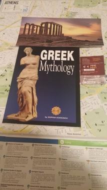 아테네 신화 속 그곳! 수니온 곶과 포세이돈 신전 가이드 투어
