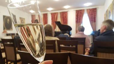 크라쿠프: 쇼팽 갤러리에서 즐기는 피아노 연주회