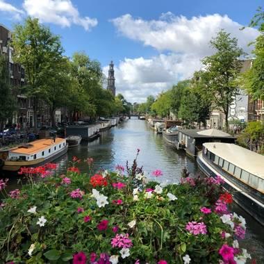 암스테르담 홈스테이(석식,조식포함) & 맞춤 여행