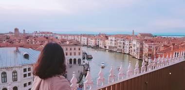 베네치아 반나절 워킹 투어! 베네치아의 매력을 느껴보세요!