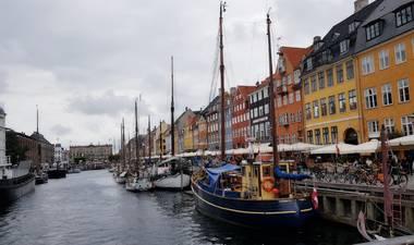 오리지날 코펜하겐 시내 투어