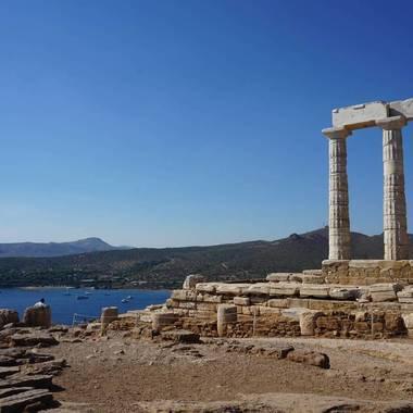 아테네 : 아크로폴리스 & 수니온 곶으로 떠나는 9시간 여행