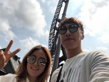 대만 육복촌 놀이공원 입장권