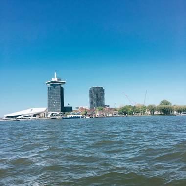암스테르담: 반고흐 미술관과 입장권 & 도심 운하 크루즈 투어