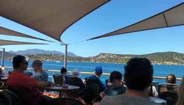 아테네: 점심식사와 함께 즐기는 크루즈 1일 투어(히드라섬, 포로스섬, 에지나섬)