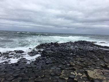 더블린의 자이언트 코즈웨이 해안 주상절리 여행