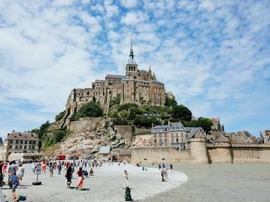 10주년 명품 나도간다 몽생미셸 투어 [옹플뢰르 - 몽생미셸 주간] 최다후기 최초 업체
