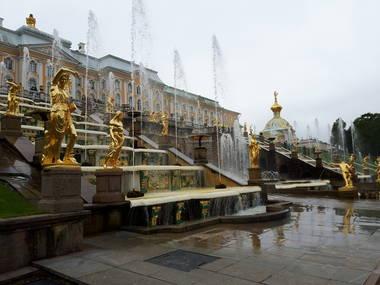러시아의 황금시대: 상트페테르부르크 정원과 박물관
