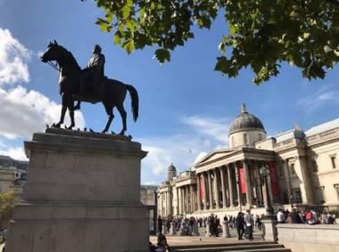 [빅풋투어] 런던 파노라마 워킹투어(런던시내 가이드투어+갤러리 박물관~ 런던종결자!)