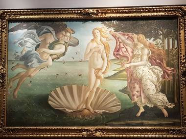 강화자 가이드와 함께하는 피렌체 시내 투어 + 우피치 미술관 투어 (소수 인원 투어)