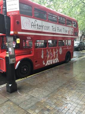 관광객 ,방문객이 아닌 런던생활체험