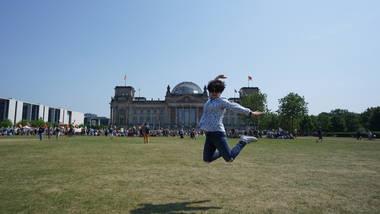 베를린을 읽다, 베를린 시간여행 가이드 투어