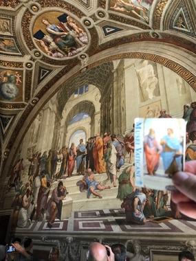 [대기없는입장]똑똑한 TEAMO 로마 바티칸 반일 투어