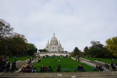 파리 1일 완성 워킹+대중교통 투어 (몽마르트 포함)