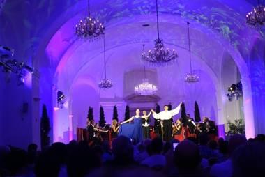 비엔나 쇤부른 궁전 이브닝 콘서트 (A석)