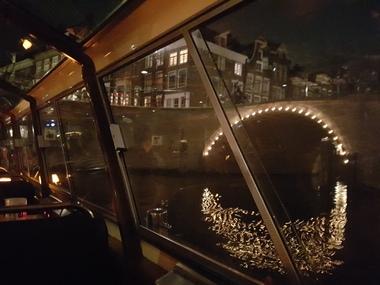 [e-바우처] 크루즈를 타고 즐기는 암스테르담의 야경