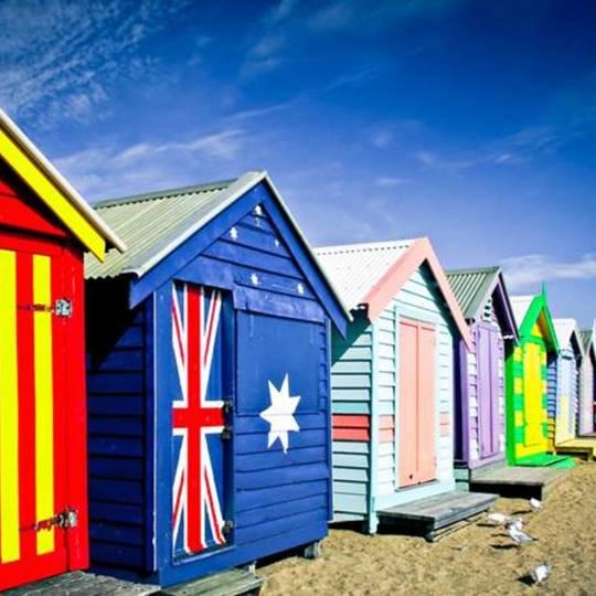 호주하면 멜버른!