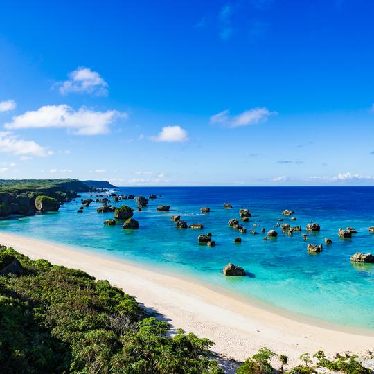 오키나와&괌사이판