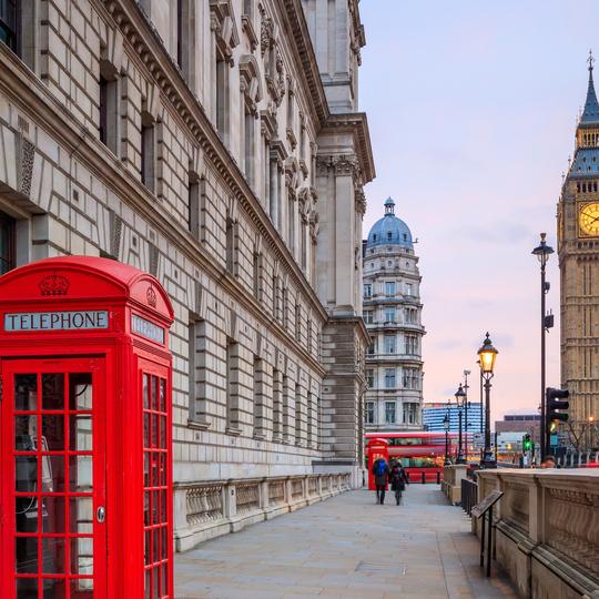 셜록의 도시 런던